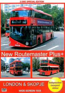 New Routemaster Plus
