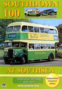 Southdown 100 at Southsea - Celebrating 100 Years 1915 - 2015