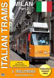 Italian Trams - Milan Part 2
