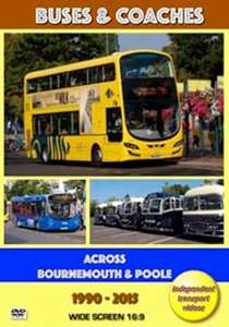 Buses and Coaches Across Bournemouth and Poole 1990-2015