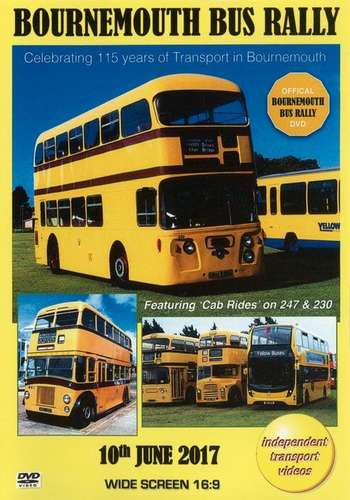 Bournemouth Bus Rally 2017