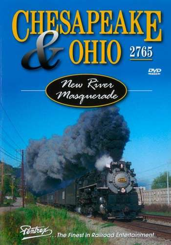 Chesapeake and Ohio 2765 - New River Masquerade