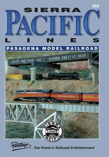 Sierra Pacific Lines: Pasadena Model Railroad