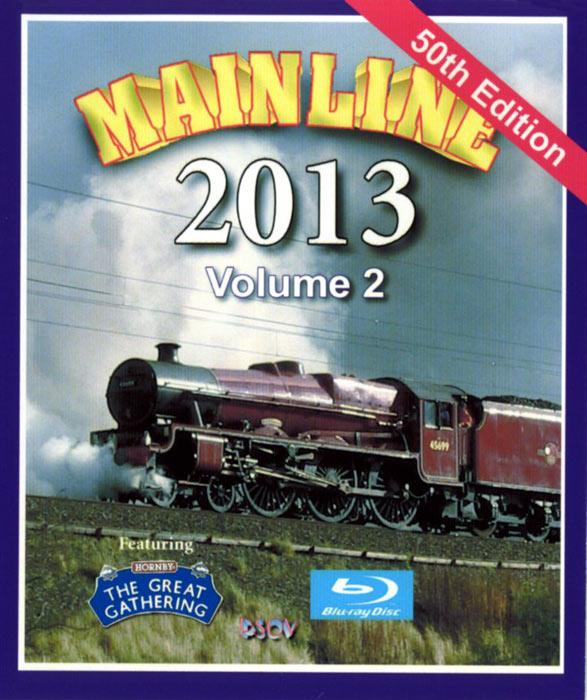 Mainline 2013 Volume 2 - Blu-ray