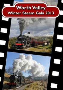Keighley and Worth Valley Railway Winter Steam Gala 2013