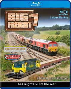 Big Freight 7. Blu-ray