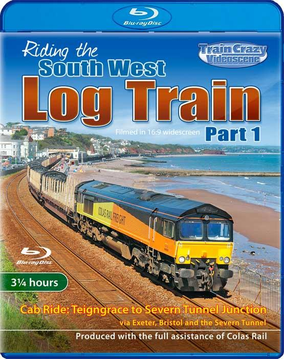 Riding the South West Log Train - Blu-ray