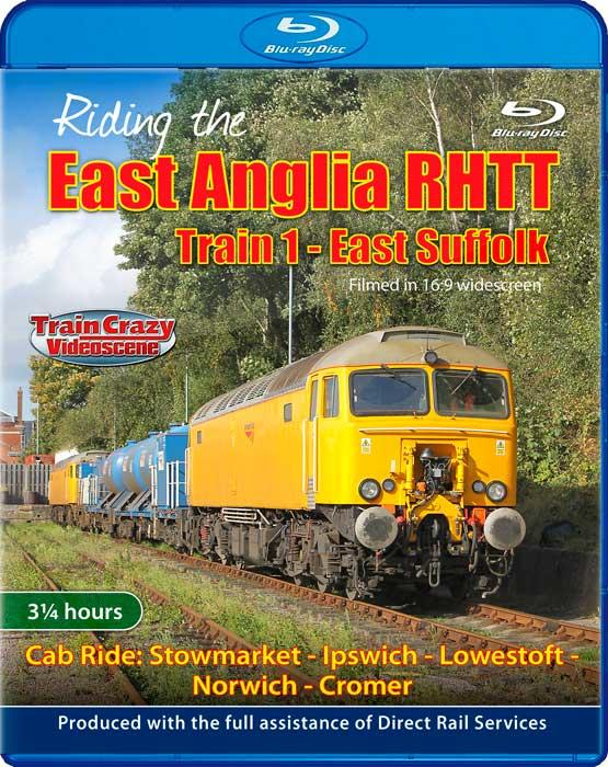 Riding the East Anglia RHTT Train 1 - East Suffolk