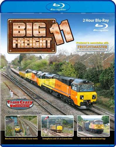 Big Freight 11 - Blu-ray