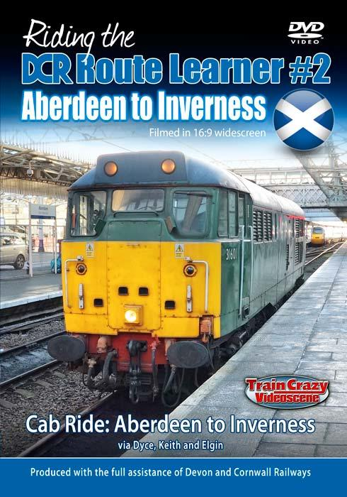 Riding the DCR Route Learner 2 - Aberdeen to Inverness
