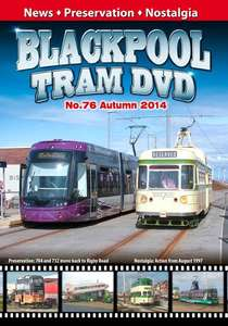 Blackpool Tram DVD 76 - Autumn 2014