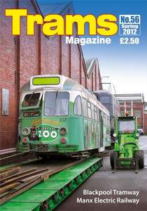 TC756  TRAMS 56 - Spring 2012