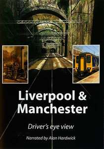 Liverpool and Manchester Drivers Eye View