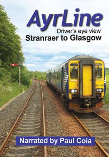 Ayrline - Stranraer to Glasgow Central