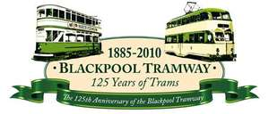 Blackpool Trams 125th Anniversary Mug