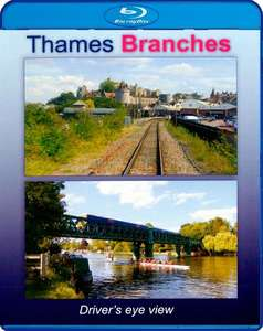 Thames Branches - Blu-ray