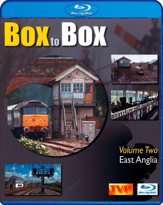 Box to Box Volume 2 - East Anglia - Blu-ray