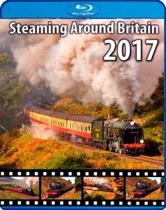 Steaming Around Britain 2017 - Blu-ray