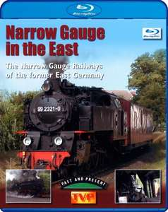Narrow Gauge in the East - Blu-ray