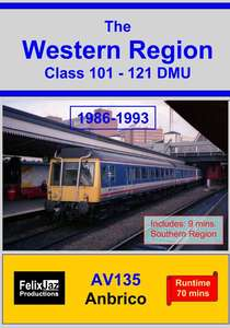 The Western Region Class 101 - 121 DMU