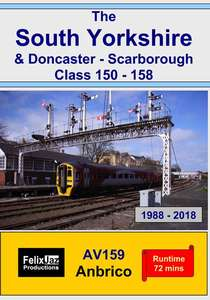 The South Yorkshire and Doncaster - Scarborough 150 - 158