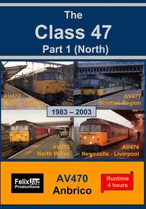 The Class 47 Part 1 North