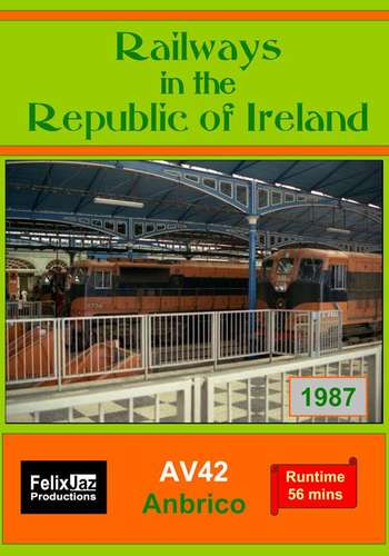 Railways in the Republic of Ireland