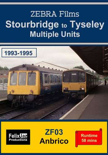 Stourbridge to Tyseley Multiple Units