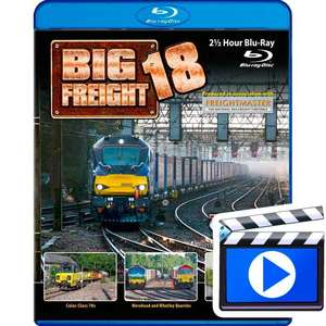 Big Freight 18 (1080p HD)
