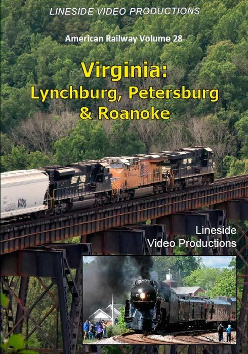 American Railway Volume 28: Virginia
