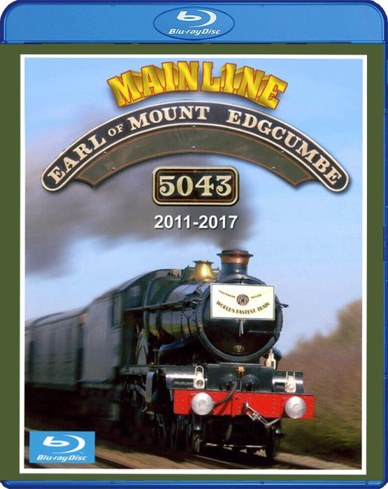 Mainline - 5043 Earl of Mount Edgcumbe. Blu-ray