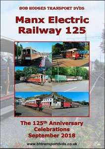 Manx Electric Railway 125