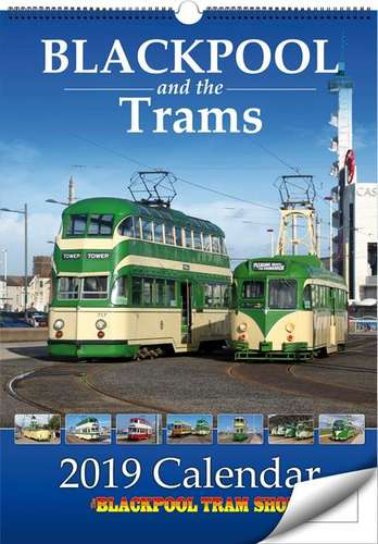 Blackpool and the Trams - 2019 Calendar