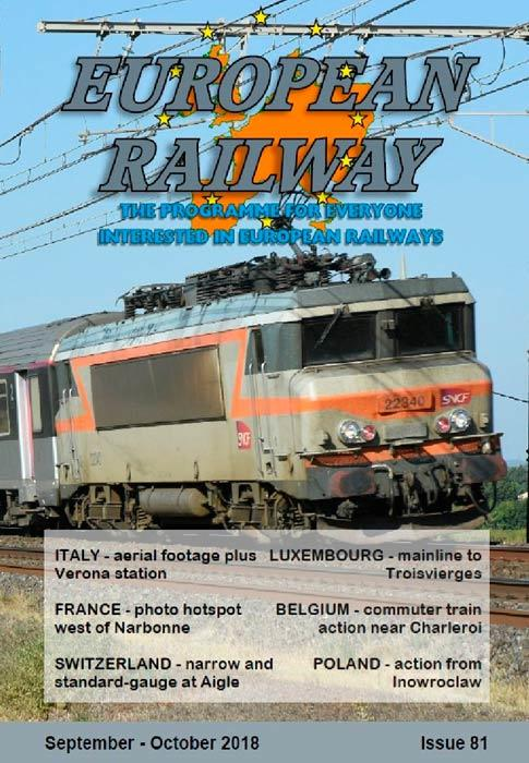 European Railway: Issue 81