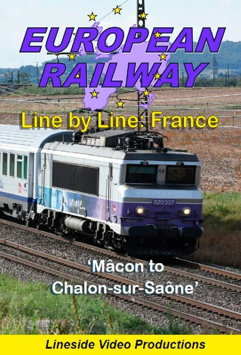 European Railway: Line by Line: France