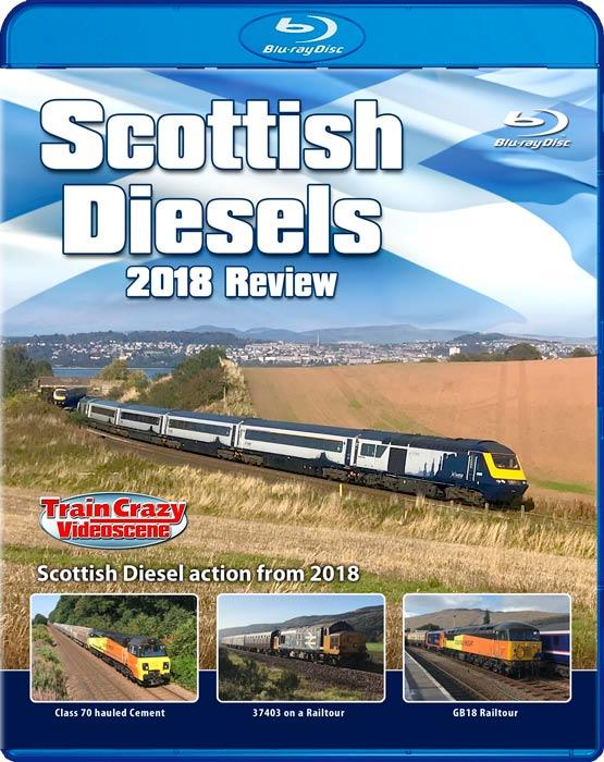 Scottish Diesels 2018 Review. Blu-ray