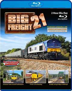 Big Freight 21. Blu-ray