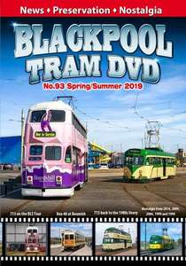 Blackpool Tram DVD No.93 - Spring and Summer 2019