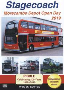 Stagecoach - Morecambe Depot Open Day 2019