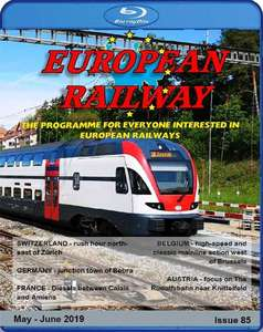 European Railway: Issue 85. Blu-ray