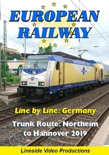 Line by Line: Germany: Northeim to Hannover 2019