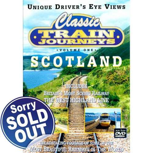 Classic Train Journeys: Scotland