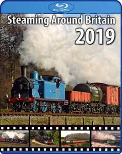 Steaming Around Britain 2019. Blu-ray