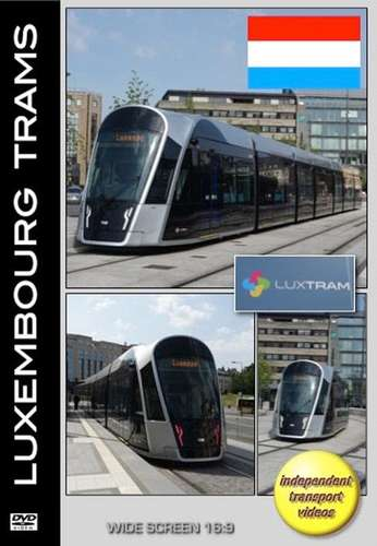 Luxembourg Trams