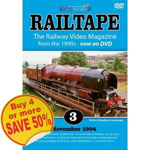 RAILTAPE No. 3 - November 1994