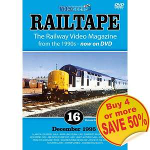 RAILTAPE No. 16 - December 1995