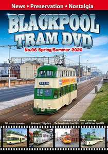 Blackpool Tram DVD No.96 - Spring/Summer 2020