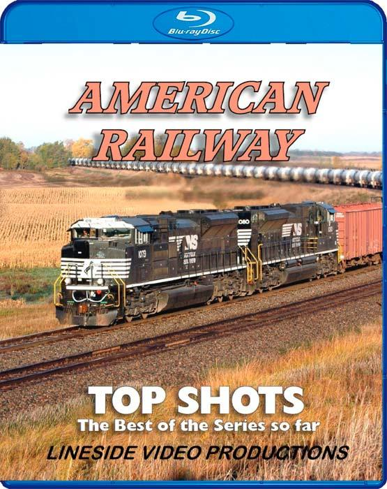 American Railway: Top Shots. Blu-ray