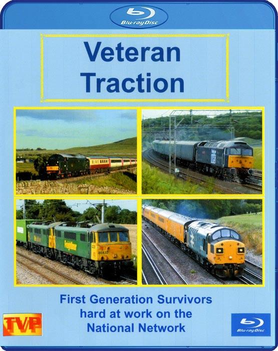 Veteran Traction. Blu-ray
