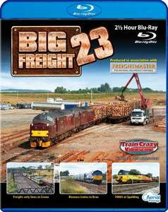 Big Freight 23. Blu-ray